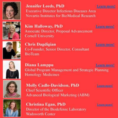 Let's Talk Careers Beyond Academia workshop