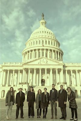 Student group ASAP visits Washington DC