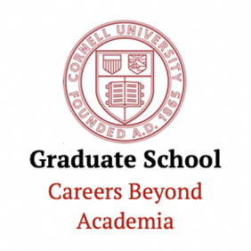 Cornell Careers Beyond Academia logo
