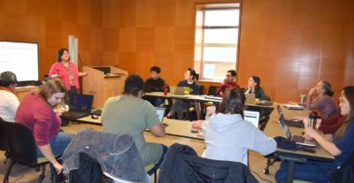 PhD students and postdocs participate in Careers Beyond Academia LinkedIn Workshop
