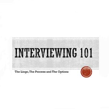 interviewing101